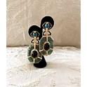 Modern Deco Earrings