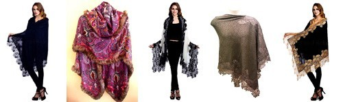 Shawls and Scarfs