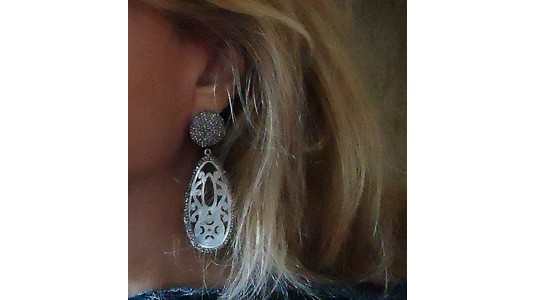 One of a Kind Limited Edition Earrings